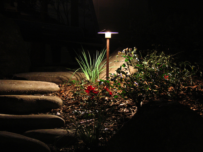 Exterior lighting design and installation Vancouver, WA