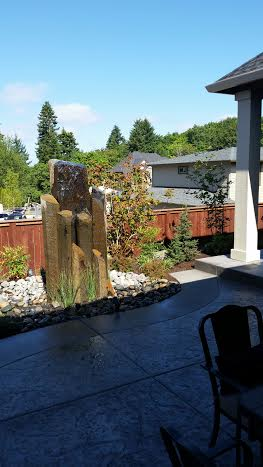 water features Vancouver WA