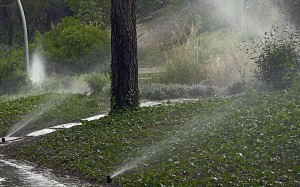 sprinkler systems in Vancouver
