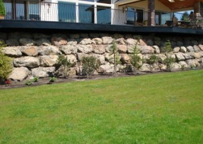 lawn and retaining walls Clark County, WA