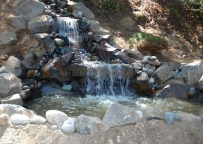 Water feature design and installation Vancouver, WA