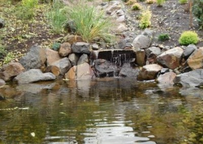 Commercial water feature installation Vancouver, WA
