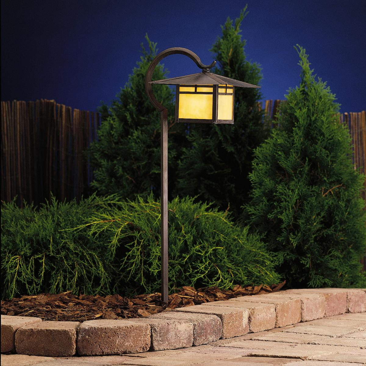 Low-voltage Landscape Lighting For Safety & Beauty