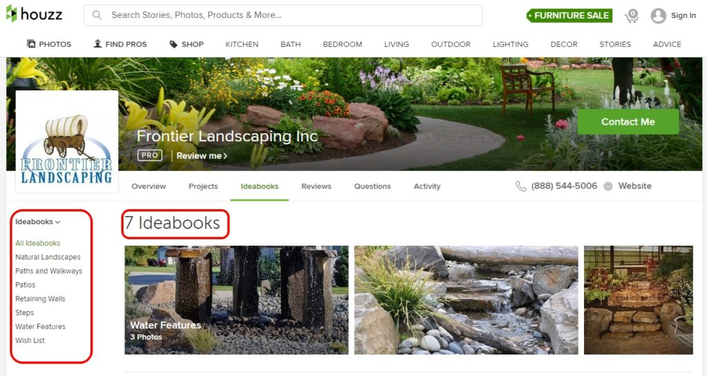 houzz ideabooks frontier landscaping vancouver wa