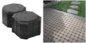 Mutual Materials permeable pavers